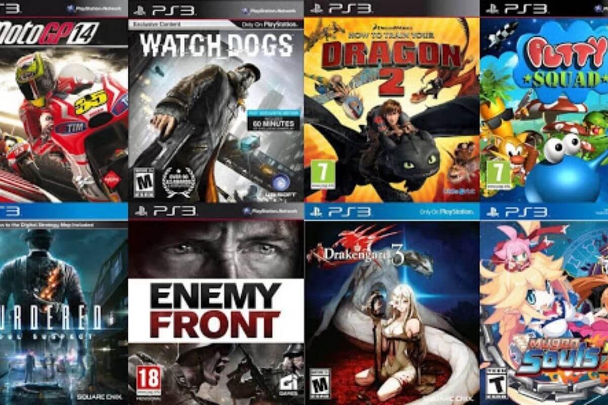 game PS3 hay nhất mọi thời đại