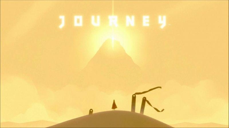 Journey - tựa game cho máy playstation 4