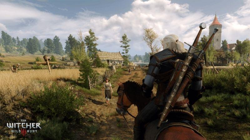 Thế giới trong game được lấy cảm hứng từ thần thoại Bắc Âu với 3 lục địa chính và 3 tộc chính. Ta sẽ vào vai nhân vật Geralt of Rivia, một Witcher có xuất thân từ Witcher School of Wolf với biệt danh White Wolf.