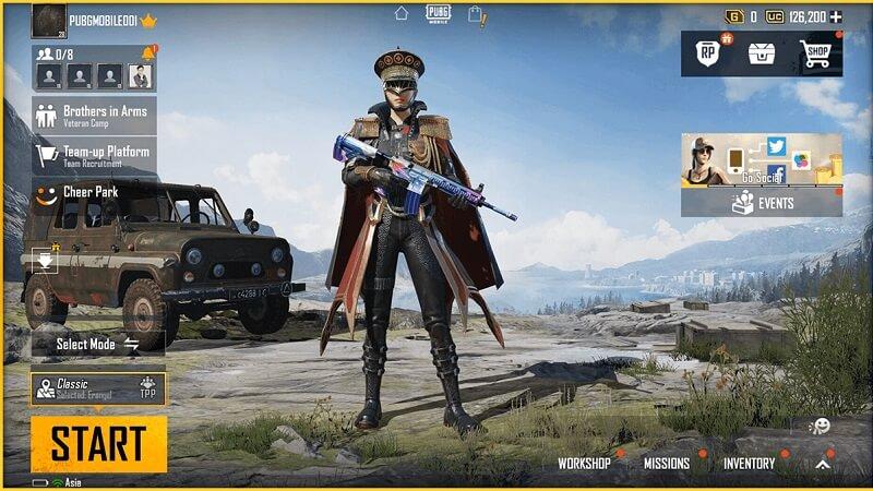 PUBG Mobile - Ông hoàng của dòng game sinh tồn mobile