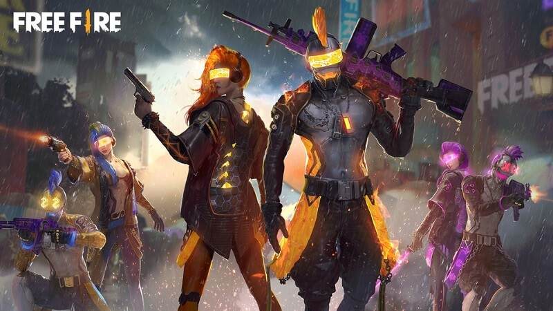 Free Fire - Game sinh tồn mobile do Việt Nam sản xuất