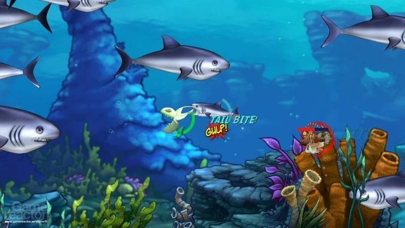 Cá lớn nuốt cá bé - Game hàng vạn người mê