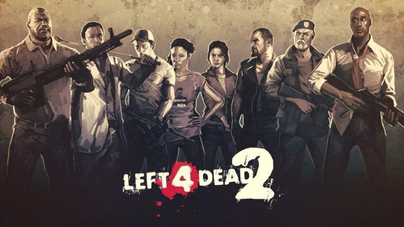 Left 4 Dead 2 - Game zombie bắn súng góc nhìn thứ nhất