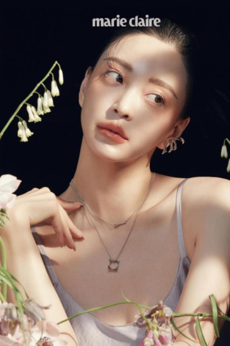 Han Ye Seul chân dung