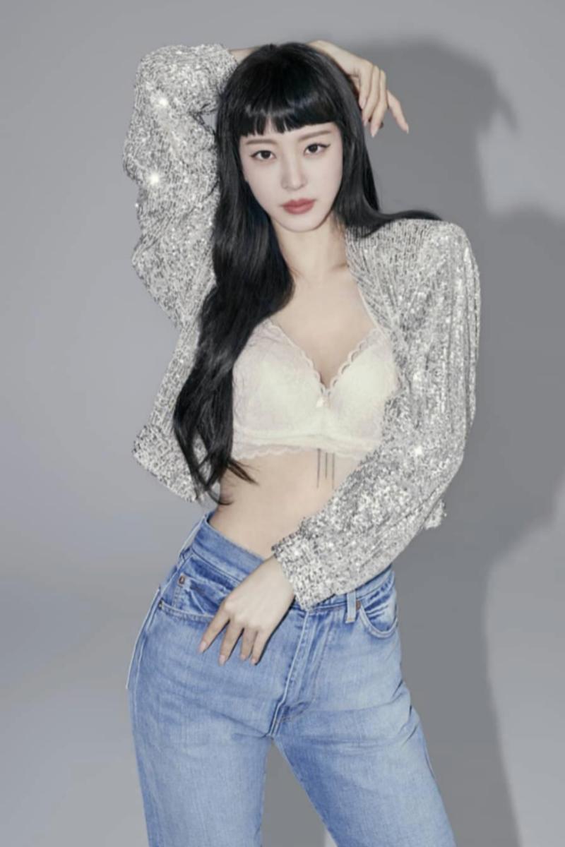Han Ye Seul sexy