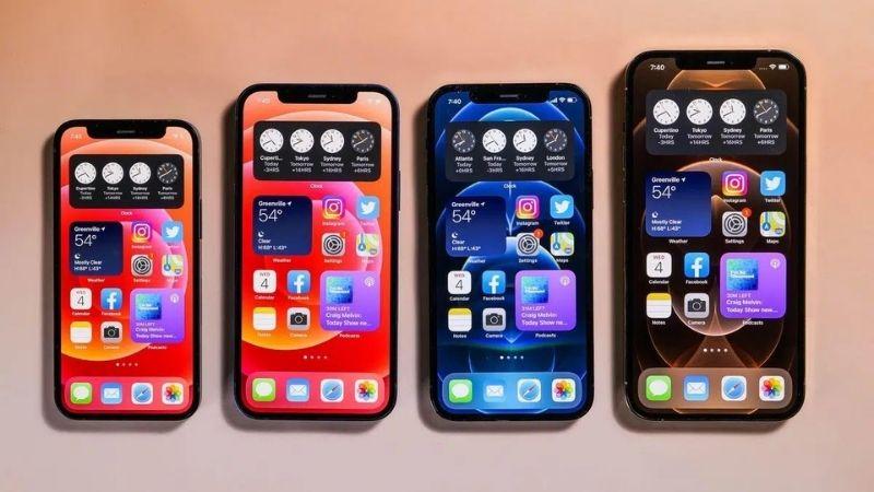Danh sách các thiết bị dự kiến sẽ được cập nhật phiên bản iOS 15
