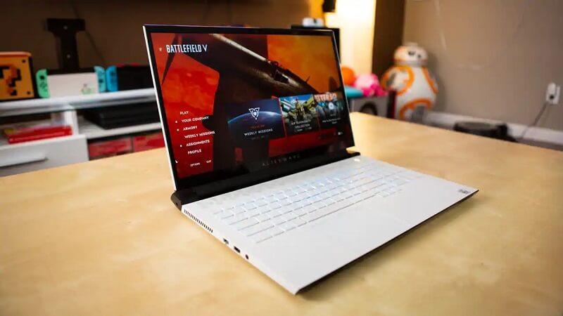 Alienware M17 R3 i9-10980HK - Laptop gaming hàng đầu thế giới