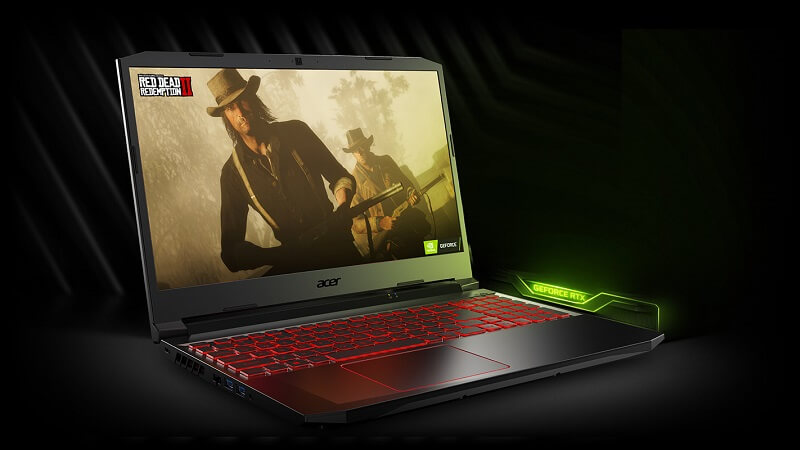 "Acer Nitro 5 - ""Tân binh"" mới nổi"