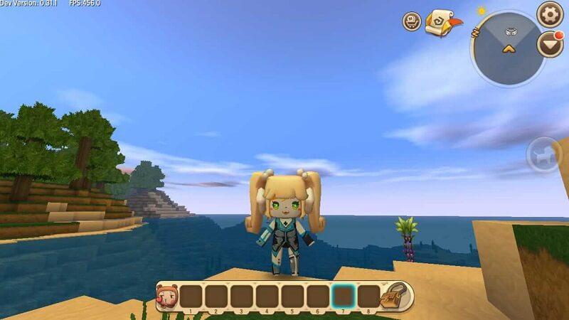 Những chế độ chơi trong game Mini World