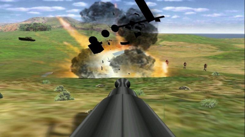 Beach Head 2002 - Đại diện những tựa game huyền thoại của dòng game bắn súng casual