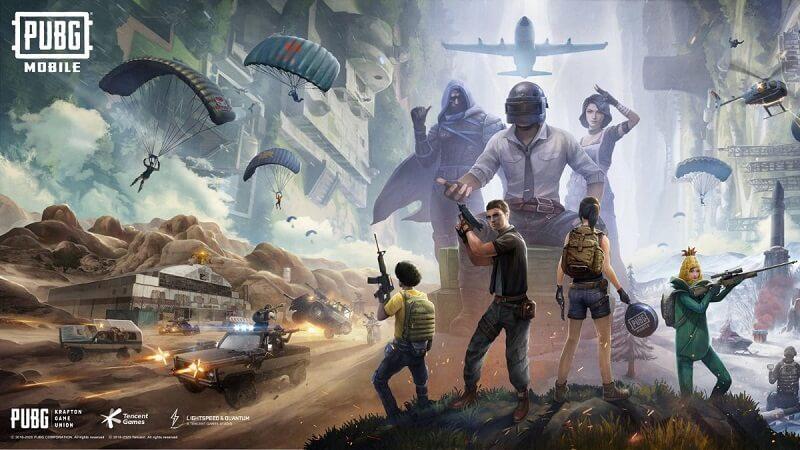 PlayerUnknown's Battlegrounds (di động)