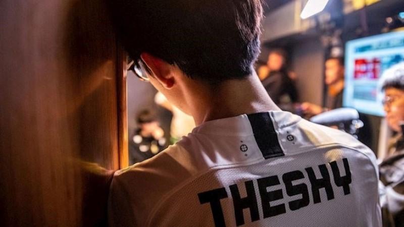 """Tin đồn rằng TheShy đang """"vô trách nhiệm"""" với đội tuyển"""