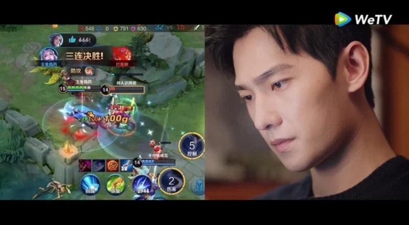 game thủ Dương Dương tái ngộ người hâm mộ trong phim Anh là niềm kiêu hãnh của em.