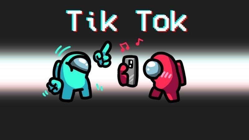 Among Us được các streamer bắt đầu đăng tải các video về game lên các nền tảng mạng xã hội như Youtube và Tiktok.