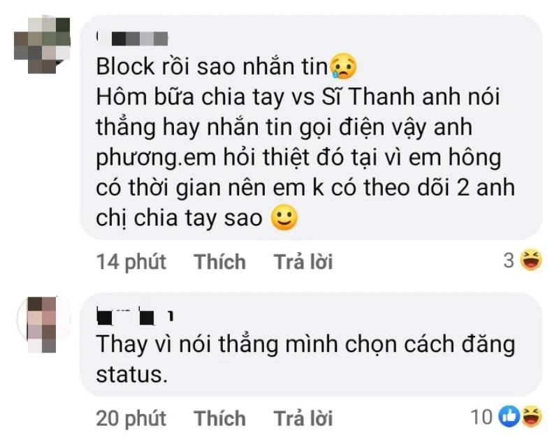 Cộng đồng mạng được dịp thọt lại vụ Huỳnh Phương chia tay tình cũ
