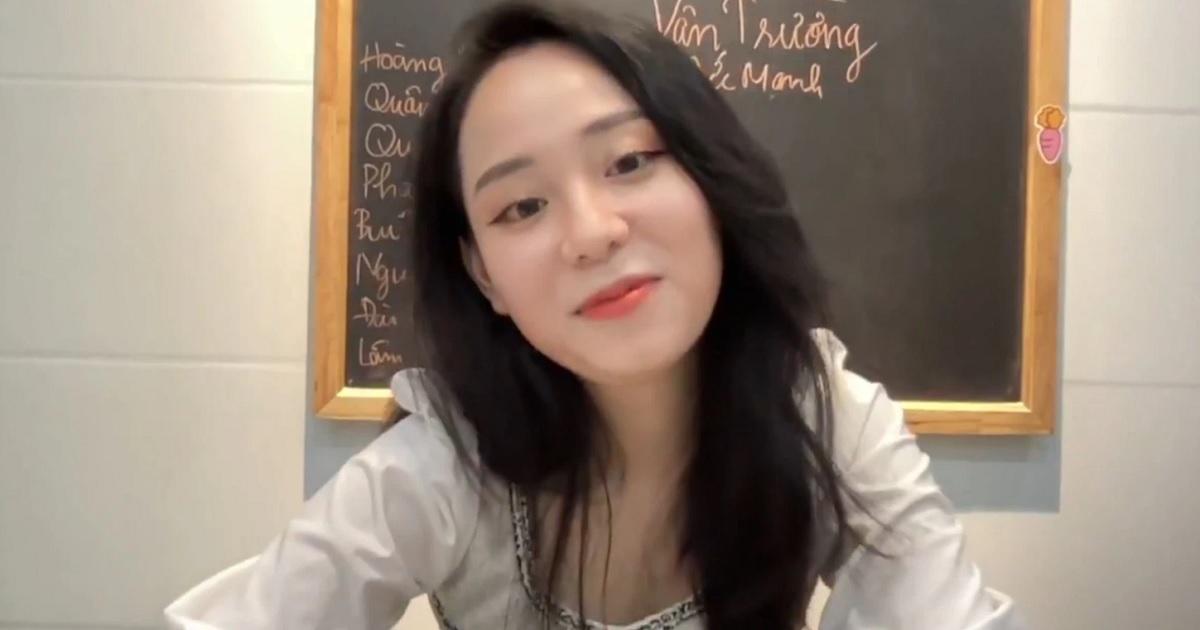 Cô giáo Minh Thu dạy Vật lý online, thu hút toàn tên tuổi idol của giới trẻ vào xem