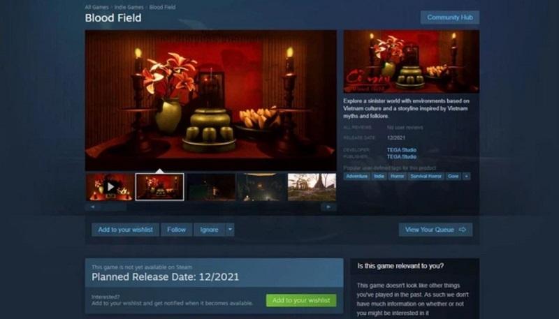 Game Cỏ Máu chính thức có mặt ở Steam