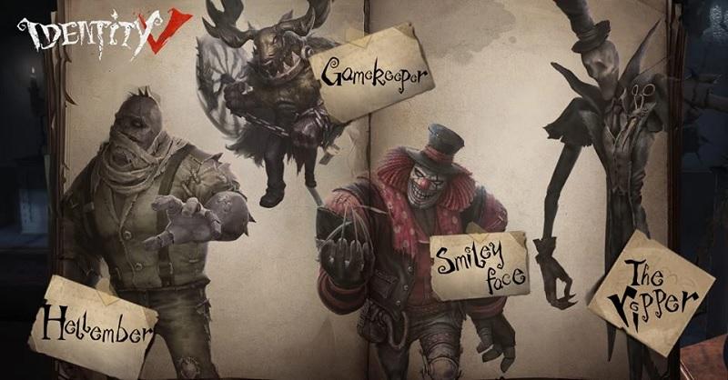 Gameplay của Identity V hấp dẫn với nhiều cơ chế thú vị