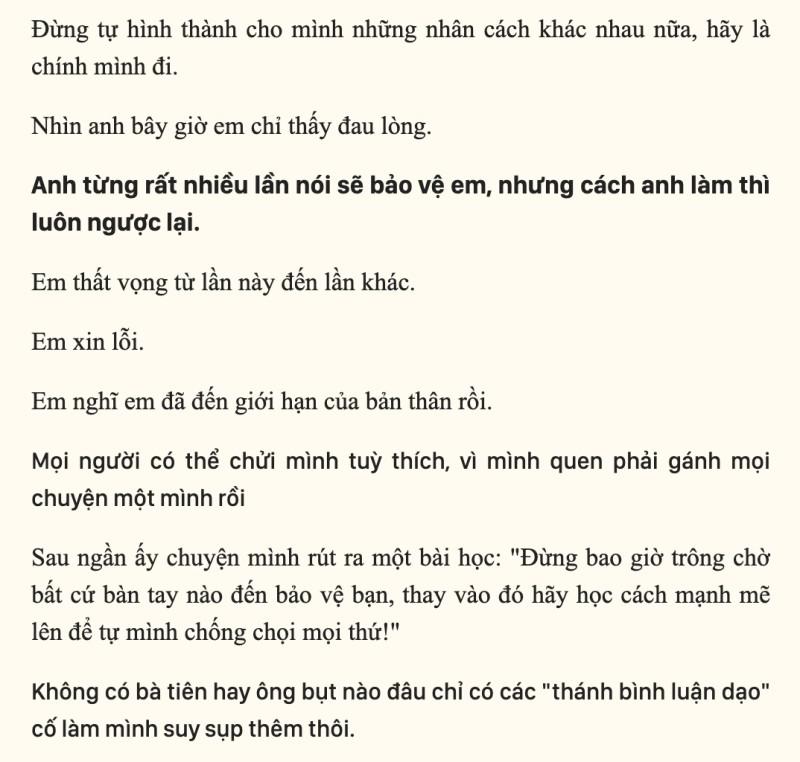 Lương Minh Trang chia sẻ nguyên nhân ly hôn Vinh Râu