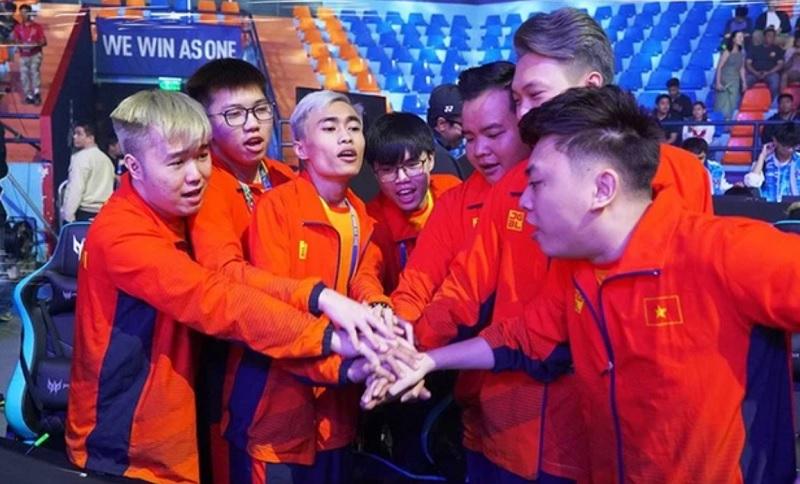 Liên Quân Mobile - Khao khát đổi màu huy chương của Việt Nam tại SEA Games 31