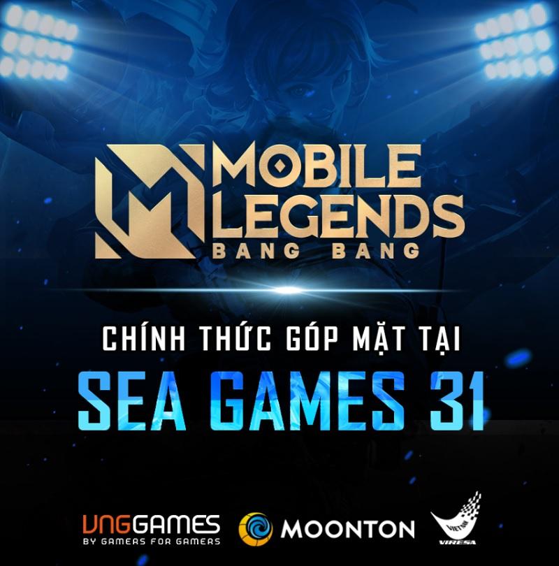 sea games 31 Mobile Legends Bang Bang