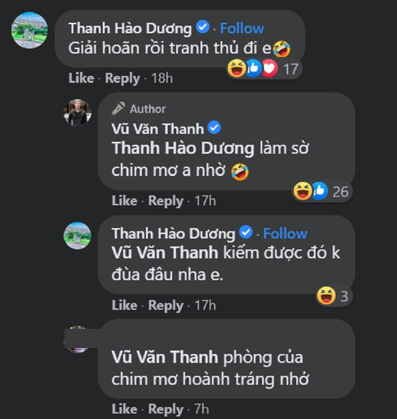 """nhiều người còn nhắn Văn Thanh """"tranh thủ"""" làm streamer"""