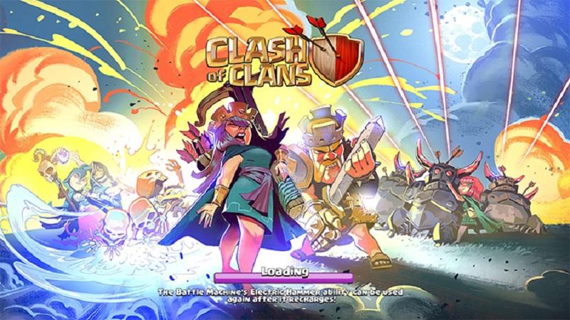Giới thiệu về Clash of Clans