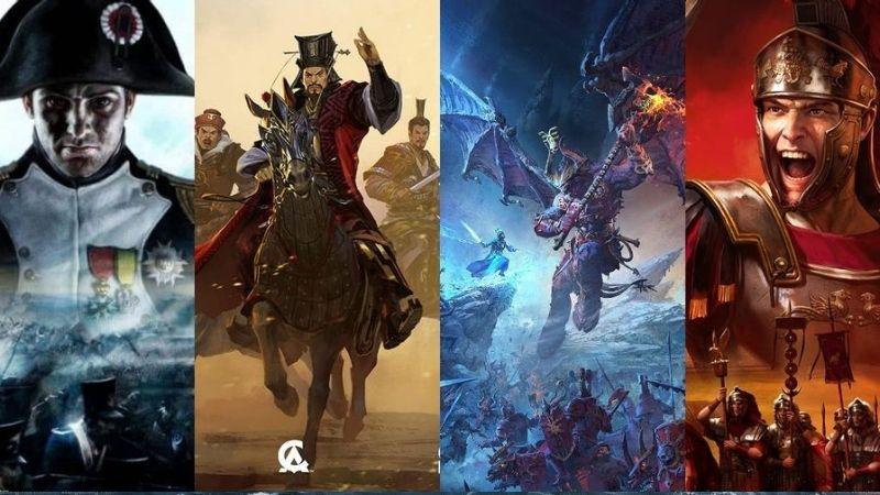 Series Total War - Seri trò chơi chiến tranh hay nhất
