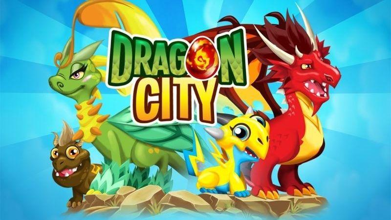 Giới thiệu về game Dragon City