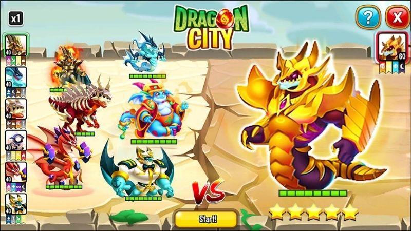 Các tính năng nổi trội khác của Dragon City - Gameplay