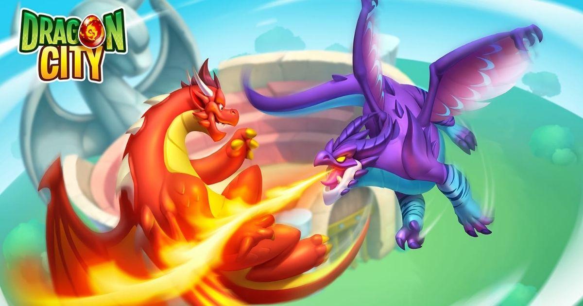 Game Dragon City