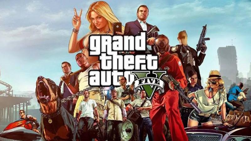 Thông tin về game GTA V