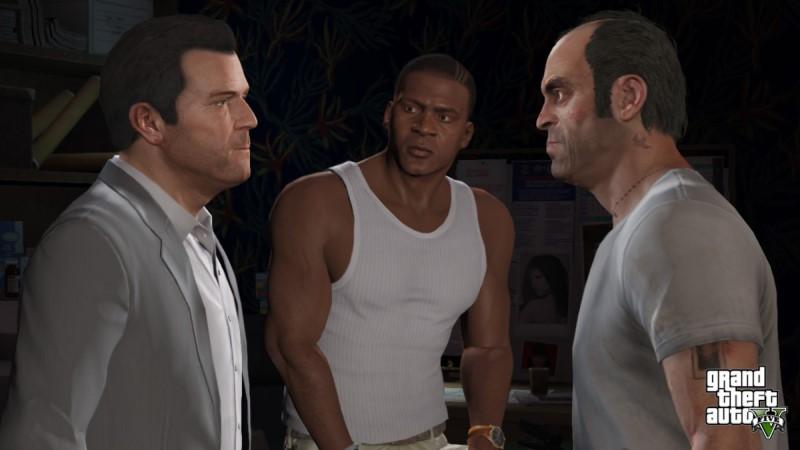 Trevor phát hiện rằng Michael vẫn chưa chết và quyết định đến Los Santos để tìm người bạn cũ