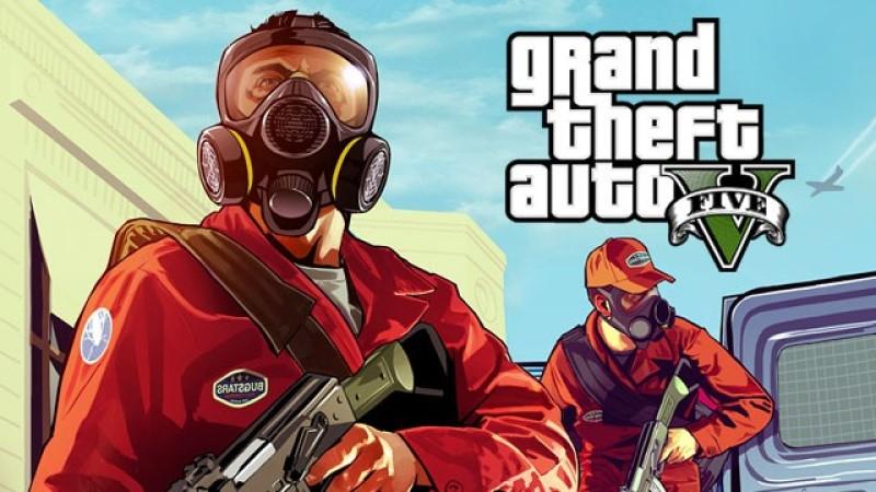 Giới thiệu game Grand Theft Auto V