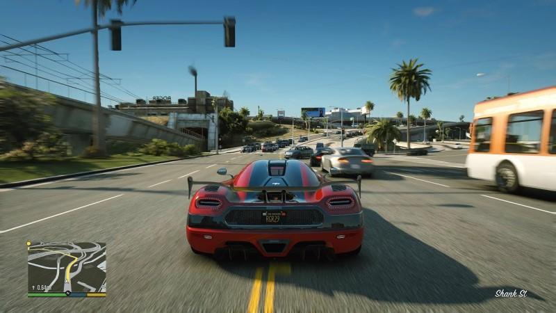 Đánh giá gameplay Grand Theft Auto V