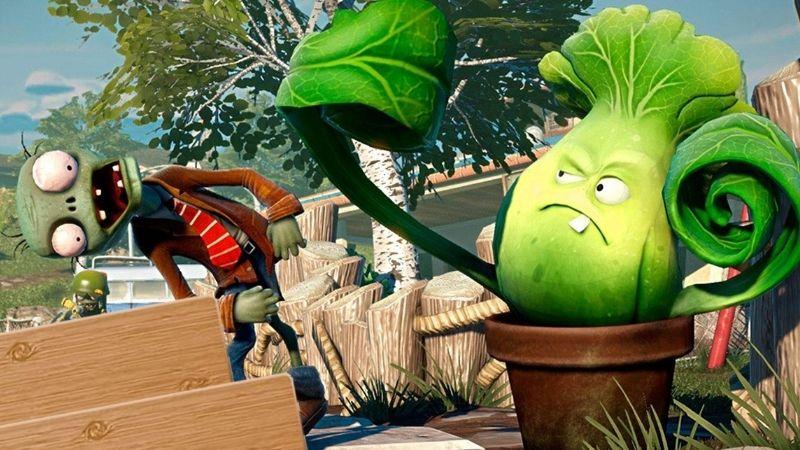 Giới thiệu về game Plants vs Zombies 2