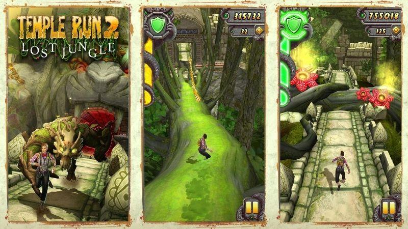 Đánh giá lối chơi game Temple Run 2