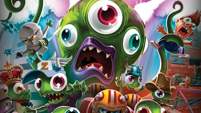 Đánh giá về game Zombie Tsunami