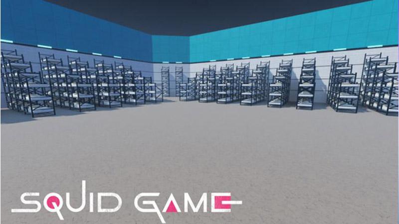 Toàn bộ game được lấy ý tưởng từ bộ phim Spuid Game