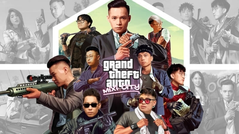 MixiCity của Độ Mixi trong GTA V