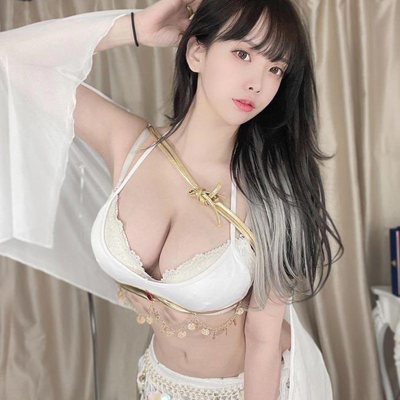 Nữ streamer Hàn Quốc