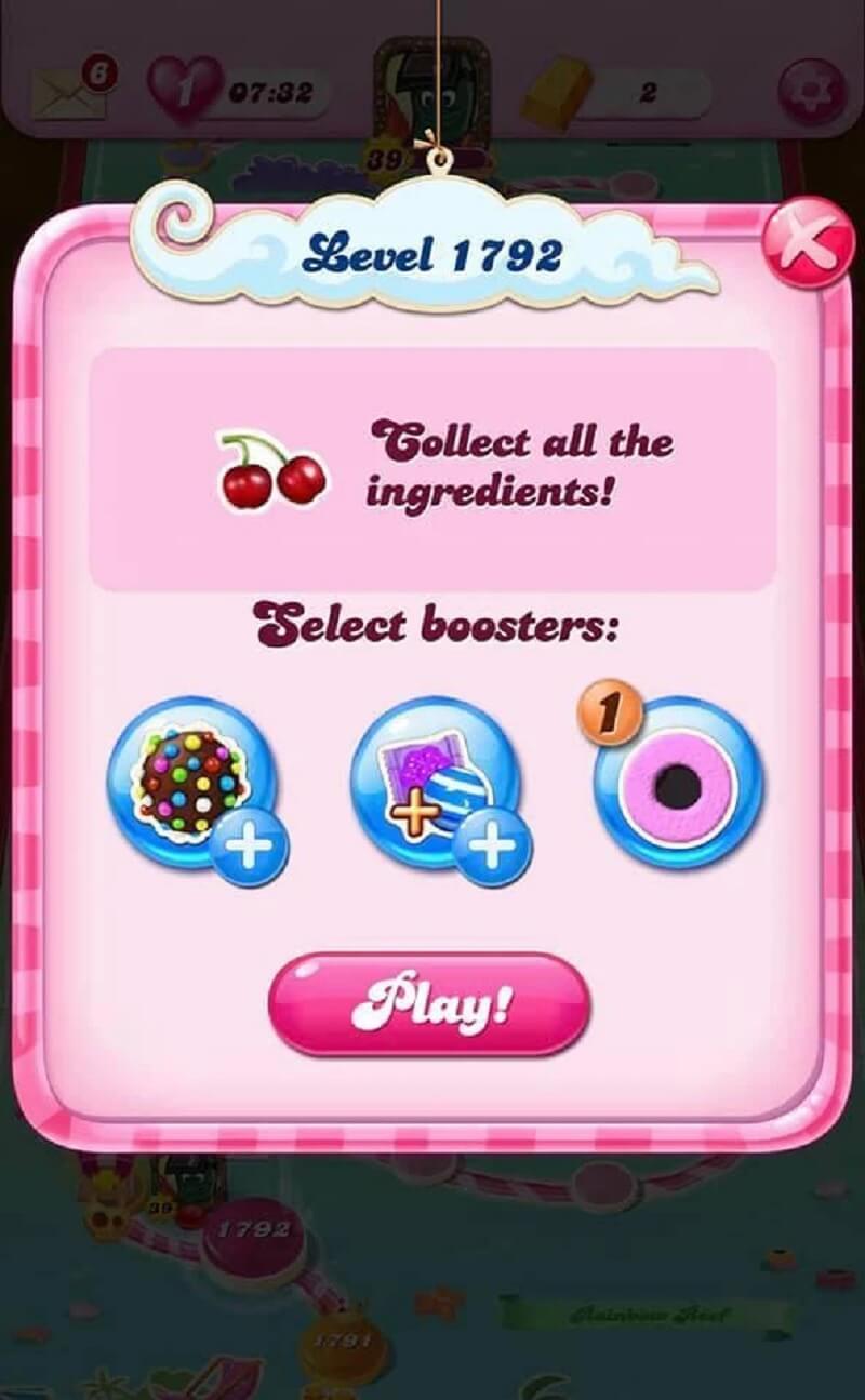 Giải đấu Candy Crush vừa khởi động đã có nhiều bất ngờ