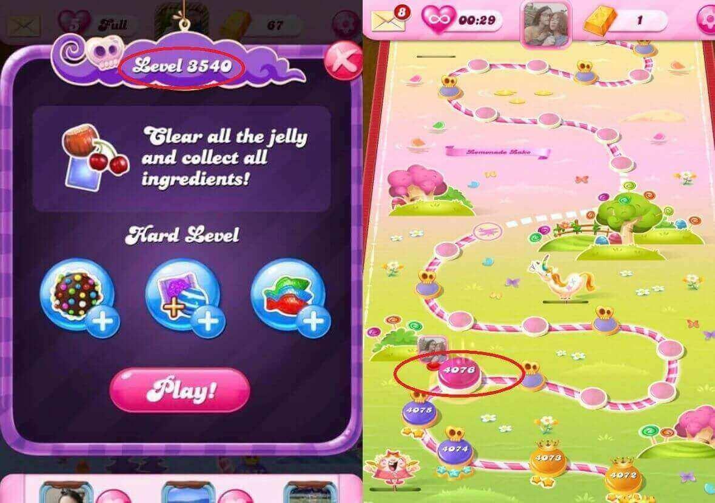 hưởng ứng giải đấu candy crush, Nhiều game thủ nhanh tay khoe thành thích khủng