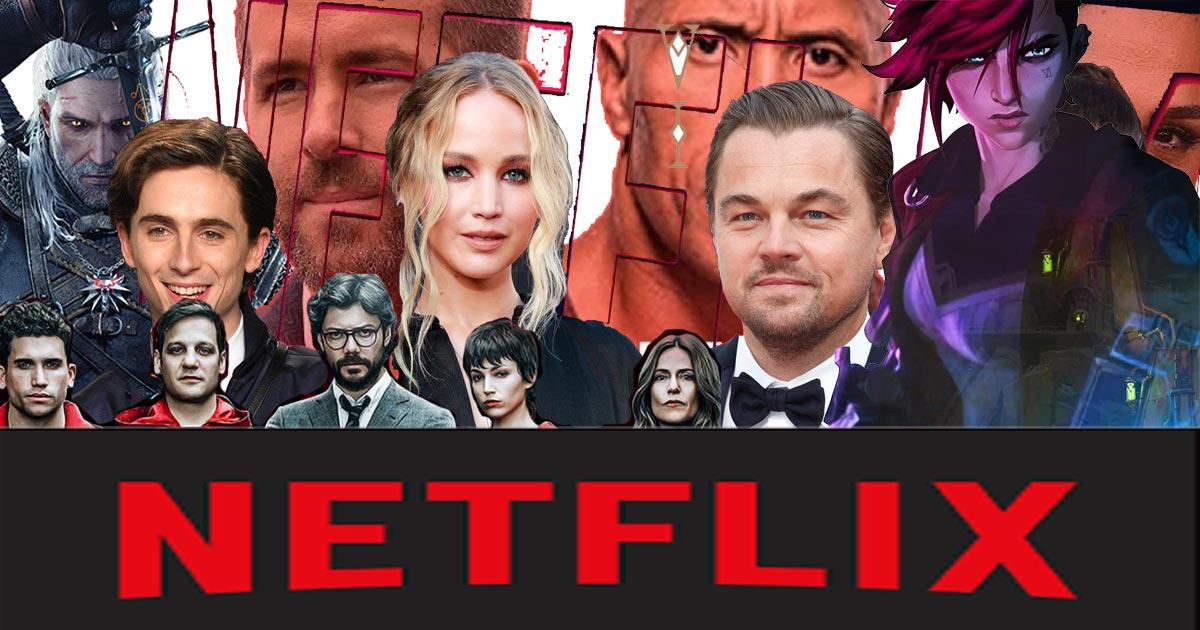 Netflix sắp lên sóng hoạt hình LMHT Arcane cùng loạt bom tấn siêu kinh điển