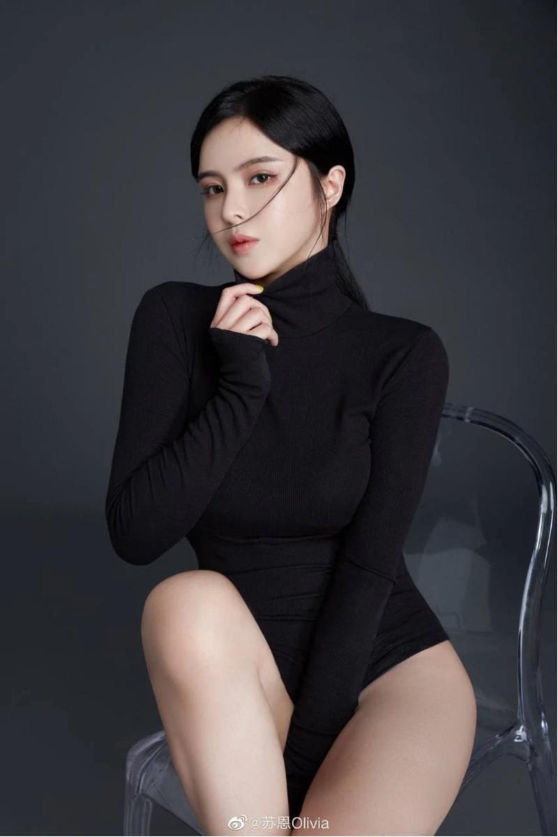 Nữ streamer Su En gợi cảm