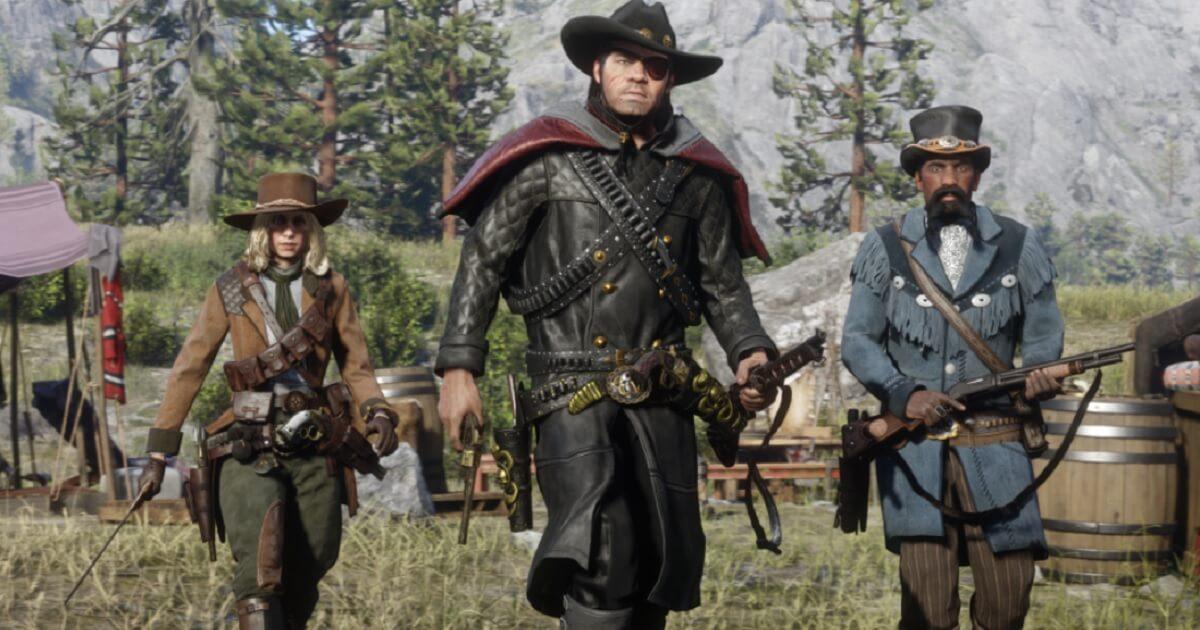 Red Dead Redemption 2 Việt hóa dành cho những cowboy tiềm năng miền Viễn Tây nước Mỹ