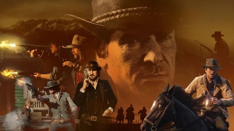 red dead redemption 2 có cốt truyện và gameplay cực kỳ xuất sắc.