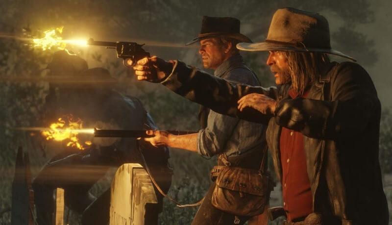 red dead redemption 2 có Cốt truyện cầu kỳ và chỉnh chu đến từng lời thoại