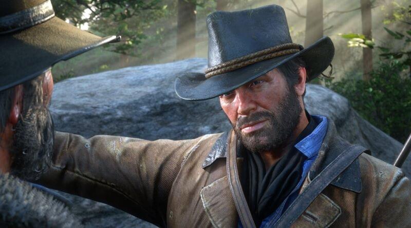 red dead redemption 2 đòi hỏi người chơi phải duy trì sự sống của Arthur càng lâu càng tốt.