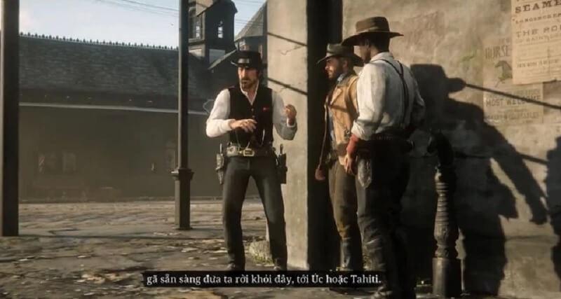 Sau 3 năm phát hành, Red Dead Redemption 2 Việt hoá là điều gamer luôn chờ